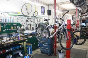 Service und Reparatur bei Fahrrad Czernoch in Nürtingen